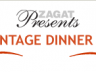 New York Vintage Dinner Series 
