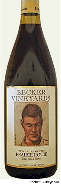 Becker Vineyards Prairie Rotie