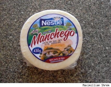 Nestle's Manchego Cheese