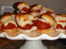 Meatball Sliders - The Hungry Bride