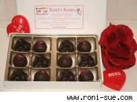 Dozen Box of Roni's Roses