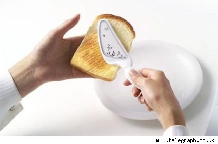 Portable Hand-Held Toaster