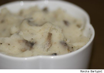 mushroom mashed potatoes