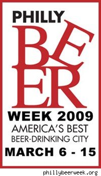 Philly Beer Week 2009 logo