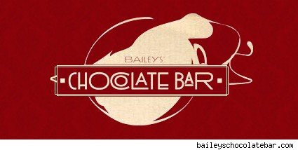 Bailey's Chocolate Bar logo
