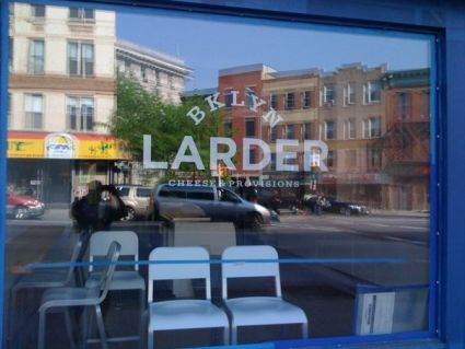 Brooklyn Larder