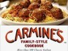 'Carmine's Family-Style Cookbook' - Cookbook Spotlight