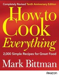 how to cook everything (completely revised 10th anniversary edition) book cover