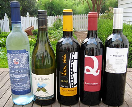 gena's wine picks