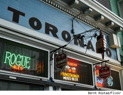 The front of San Francisco's Toronado
