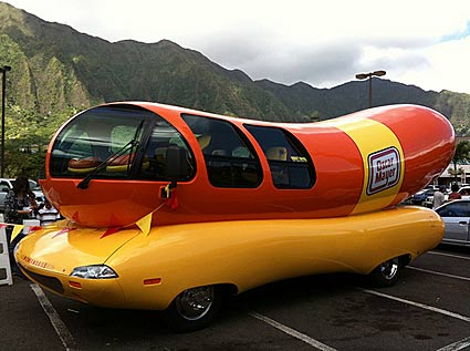 A Weinermobile Visits Milwaukee No Baloney as well 114067803032472313 likewise Oscar Mayer Whistle besides Pollas additionally Ladies And Gentlemen Boys And Girls. on oscar meyer weenie mobile