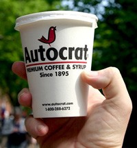 autocrat coffee