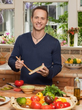 brian boitano in the kitchen