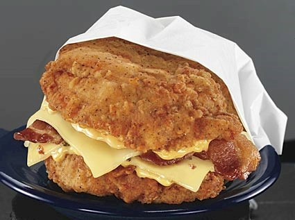 double down sandwich