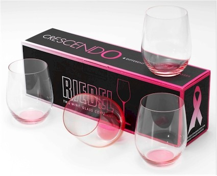 Riedel CrescendO glasses