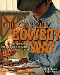cooking the cowboy way cover
