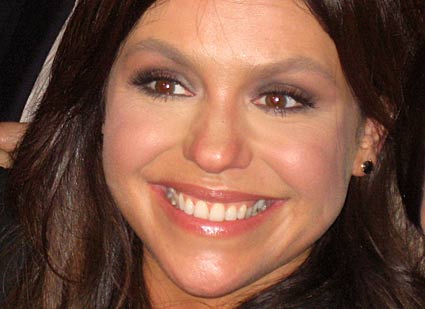 rachael ray at burger bash