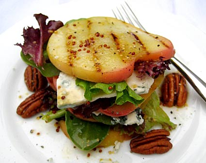 grilled salads