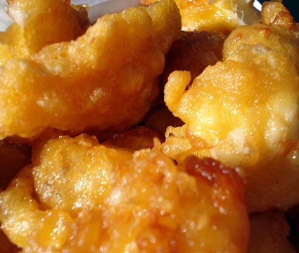 fried cheesecurds