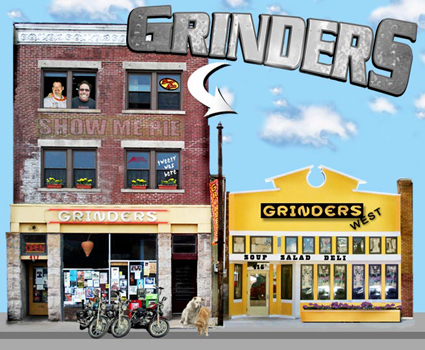 Grinders in Kansas City