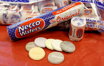 all-natural necco wafers
