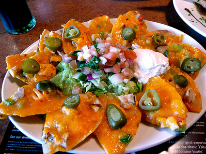 TGIFridays nachos
