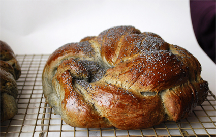 Homebaked Challah Bread