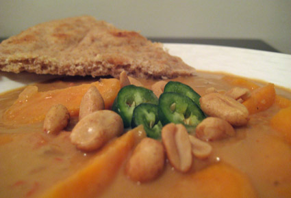 Peanut Stew