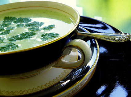 Chervil Vichyssoise