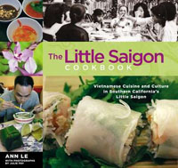The Little Saigon Cookbook book cover