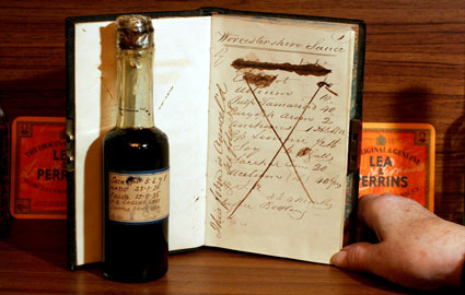worcestershire sauce secret recipe
