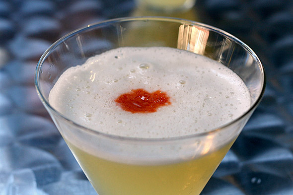 pisco sour