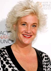 chef anne burrell