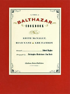 balthazar cookbook