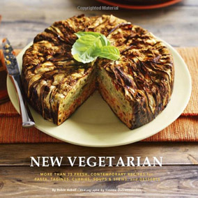 New Vegetarian cookbook