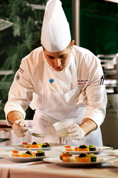 chef James Kent