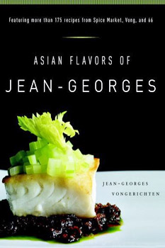 Asian Flavors of Jean-Georges book cover