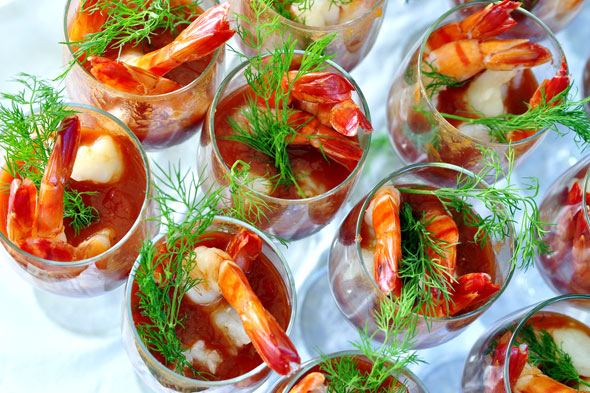 Cooks.com - Recipe - Mexican Shrimp Cocktail