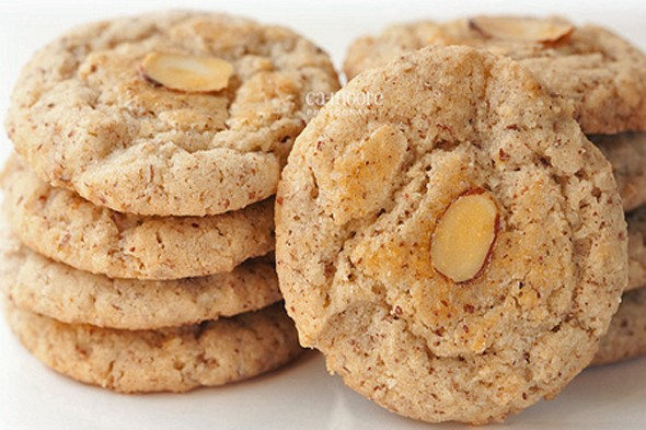 Happy Chinese Almond Cookie Day!