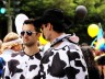 Dress Up as a Cow, Get Free Food