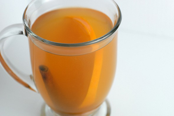 Happy National Hot Mulled Cider Day!
