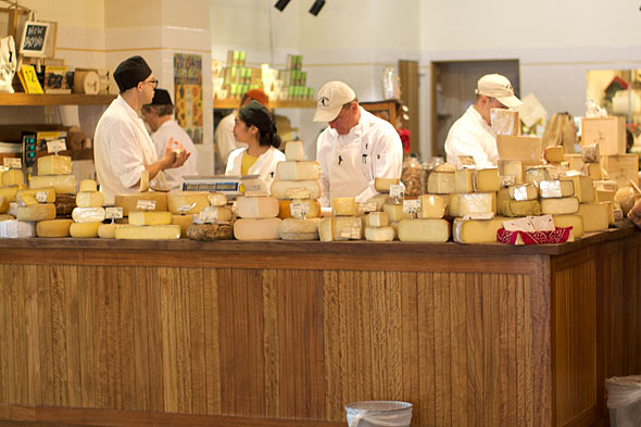 Cowgirl Creamery in San Francisco CA