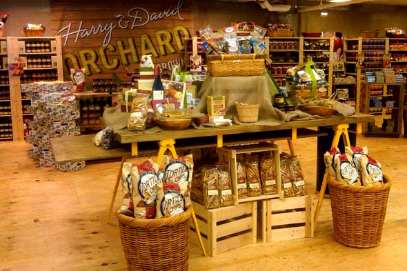 Harry & David Orchard Store