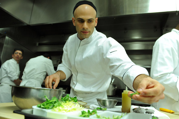 Sam Kass, White House Chef