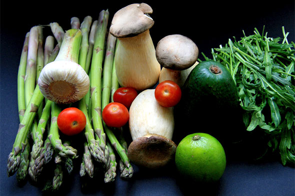 Vegetables Vegetarian Diet