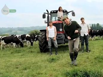 Yeo Valley Dairy Rap Commercial