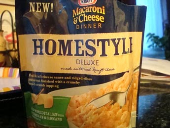 Kraft Homestyle Deluxe Mac and Cheese