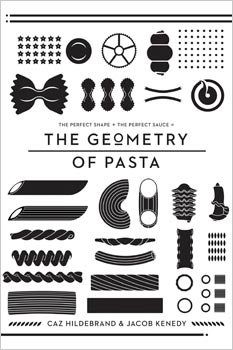The Geometry of Pasta Book Cover