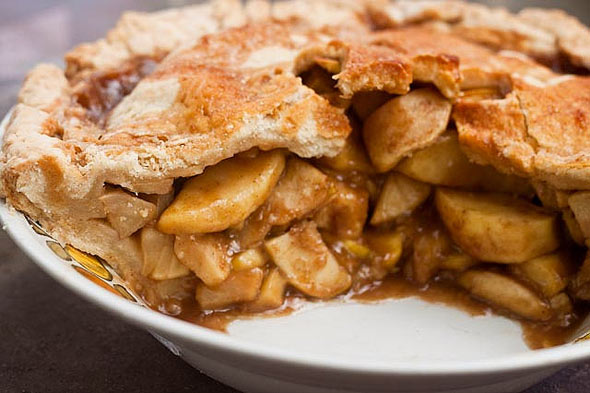 apple pie prize winning recipe