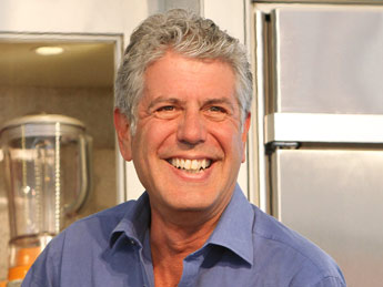 Tony Bourdain